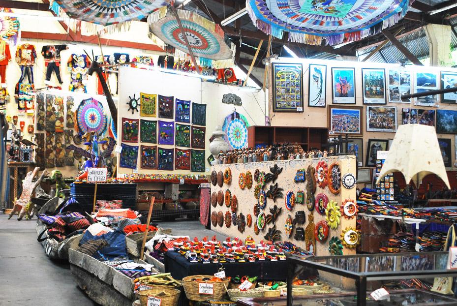 Decoration Objets Tissus Guatemala